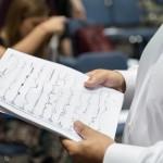 Master Chorale Rehearsal with Jonathan Talberg, CSU Long Beach